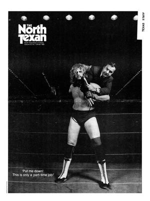 The North Texan, Volume 32, Number 1, Winter 1982