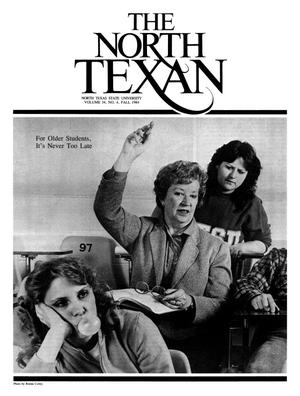 Primary view of object titled 'The North Texan, Volume 34, Number 4, Fall 1984'.