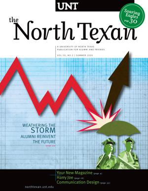 Primary view of object titled 'The North Texan, Volume 59, Number 2, Summer 2009'.