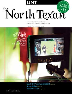 The North Texan, Volume 60, Number 2, Summer 2010