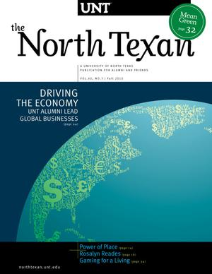 The North Texan, Volume 60, Number 3, Fall 2010