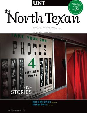 Primary view of object titled 'The North Texan, Volume 61, Number 1, Spring 2011'.