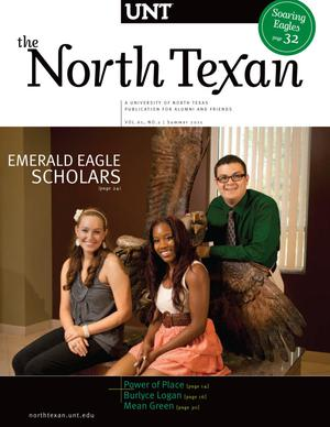 The North Texan, Volume 61, Number 2, Summer 2011