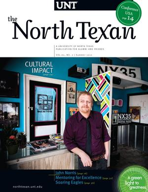 Primary view of object titled 'The North Texan, Volume 62, Number 2, Summer 2012'.
