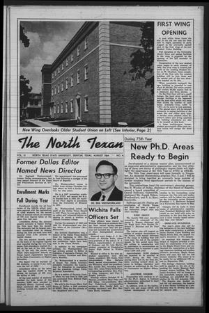 Primary view of object titled 'The North Texan, Volume 15, Number 4, August 1964'.