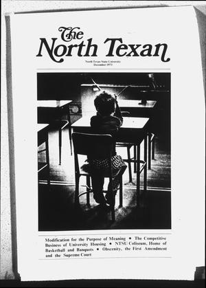 The North Texan, Volume 24, Number 4, December 1973