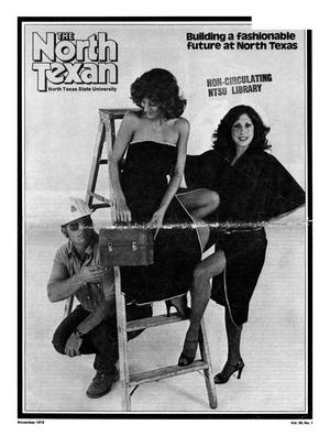 The North Texan, Volume 30, Number 1, November 1979
