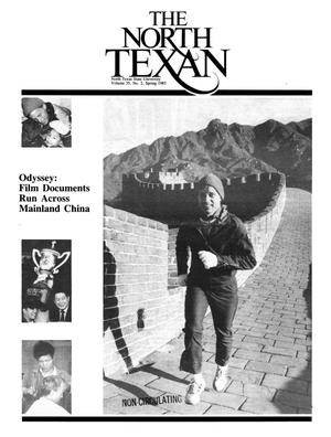 Primary view of object titled 'The North Texan, Volume 35, Number 2, Spring 1985'.