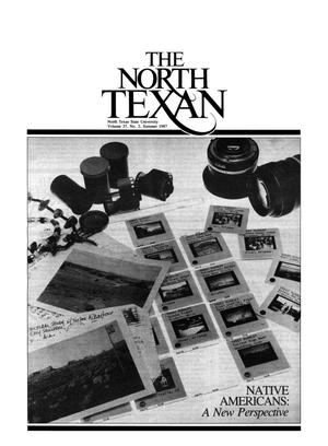 The North Texan, Volume 37, Number 2, Summer 1987