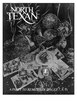 Primary view of object titled 'The North Texan, Volume 40, Number 3, September 1990'.
