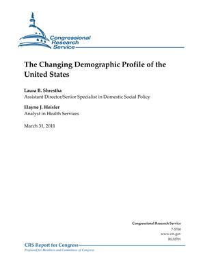 The Changing Demographic Profile of the United States
