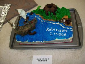 Primary view of object titled '[Robinson Crusoe Edible Book]'.