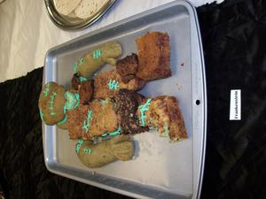 Primary view of object titled '[Frankenstein Edible Book]'.