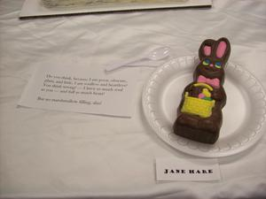 Primary view of object titled '[Jane Hare Edible Book]'.
