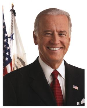 [Official Vice Presidential portrait of Joseph Robinette Biden, Jr., 47th Vice President]