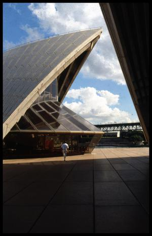 Primary view of object titled '[Sydney Opera House]'.