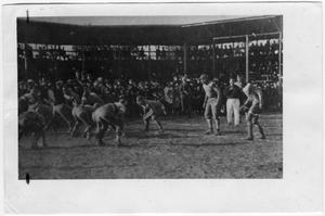Primary view of [North Texas Football Game, 1925]