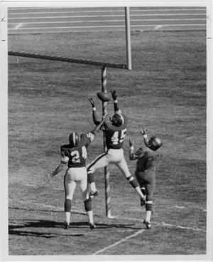Primary view of object titled '[North Texas vs. Tulsa Football Game, 1969]'.