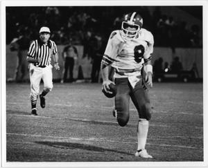 Primary view of object titled '[North Texas Football Game against University of Southern Mississippi, 1979]'.