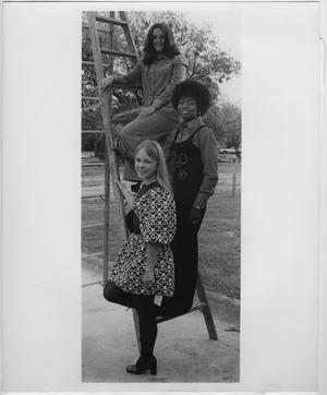 Primary view of object titled '[1972 North Texas Homecoming Queen candidates #2]'.