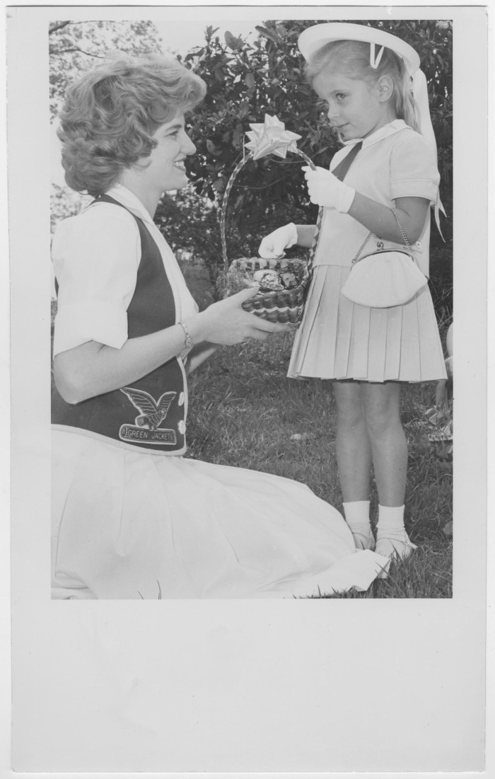North Texas Green Jacket Easter Egg Hunt 1962] - Digital Library
