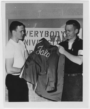 Primary view of object titled '[North Texas Students, 1960]'.