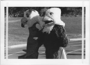 Primary view of object titled '[North Texas Mascot]'.