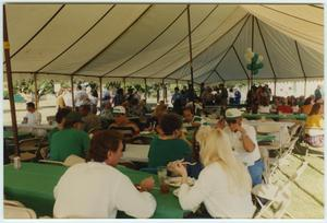 Primary view of object titled '[North Texas Homecoming Events, 1992]'.