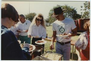Primary view of object titled '[North Texas Homecoming, 1992]'.