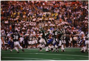 Primary view of object titled '[North Texas Eagles 1997 Homecoming Game]'.