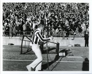 Primary view of object titled '[North Texas Football Spectators, 1960]'.