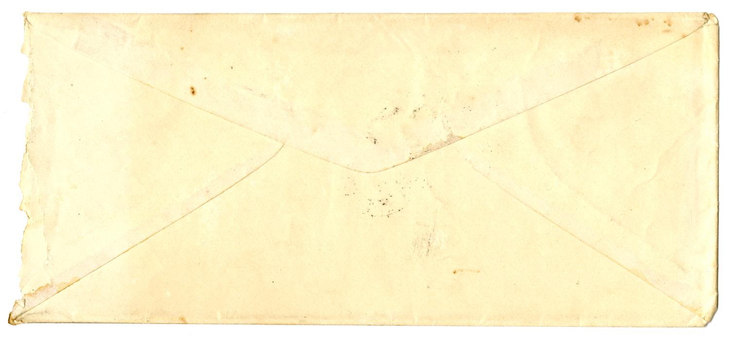 [Envelope, November 15]                                                                                                      [Sequence #]: 2 of 2