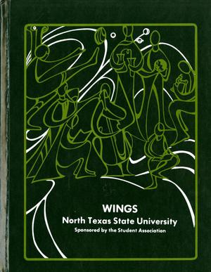 Wings, Yearbook of North Texas State University, [1978]