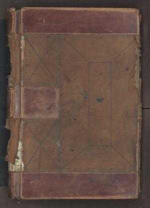 Primary view of [J. P. Civil and Criminal Docket, Precinct 3, 1885-1893]