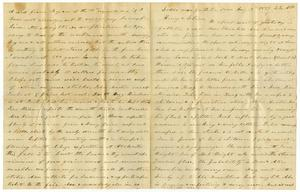 Primary view of [Letter to Henry and Salina, August 19, 1881]