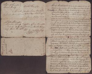 Primary view of [Land Grant Indenture Document]