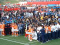 Photograph: [Dallas Cup 2005 opening ceremony]