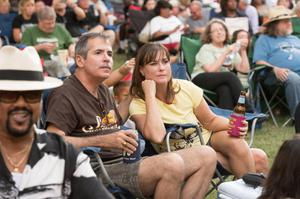 Primary view of object titled '[Denton Blues Festival attendees]'.
