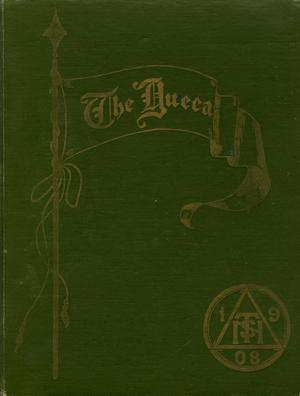 The Yucca, Yearbook of North Texas State Normal School, 1908