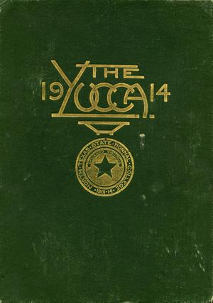 Primary view of object titled 'The Yucca, Yearbook of North Texas State Normal School, 1914'.