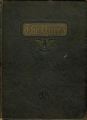 The Yucca, Yearbook of North Texas State Teacher's School, 1924