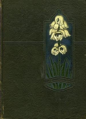 The Yucca, Yearbook of North Texas State Teacher's College, 1927