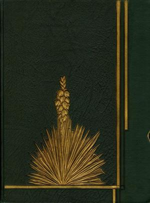 Primary view of The Yucca, Yearbook of North Texas State Teacher's College, 1933