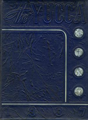 The Yucca, Yearbook of North Texas State Teacher's College, 1937