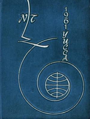 Primary view of object titled 'The Yucca, Yearbook of North Texas State College, 1961'.