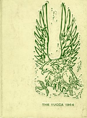 The Yucca, Yearbook of North Texas State University, 1964