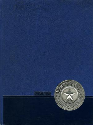 The Yucca, Yearbook of North Texas State University, 1966