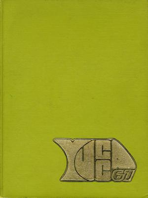 The Yucca, Yearbook of North Texas State University, 1967