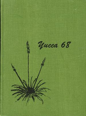 The Yucca, Yearbook of North Texas State University, 1968