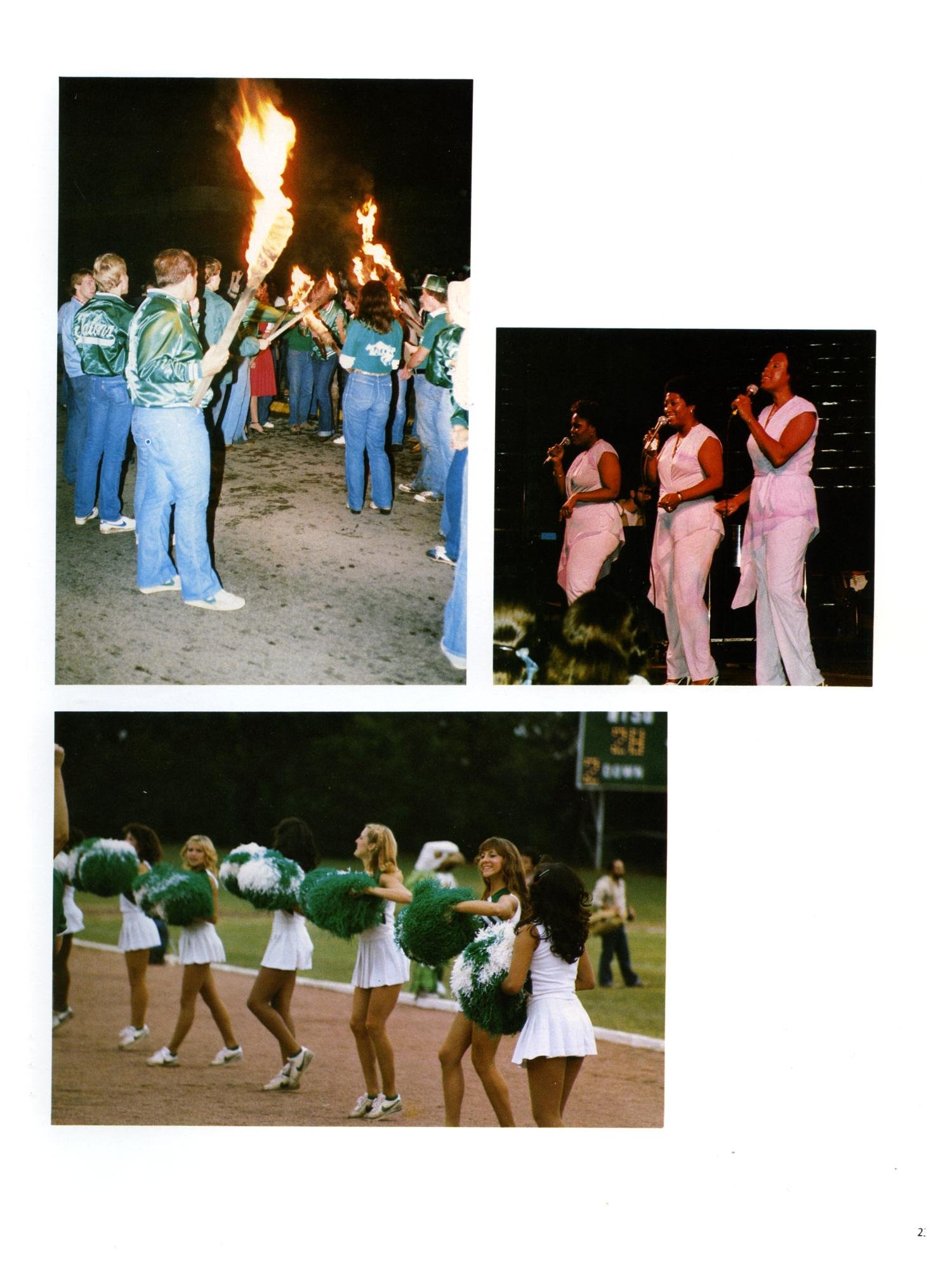 The Aerie, Yearbook of North Texas State University, 1982                                                                                                      23